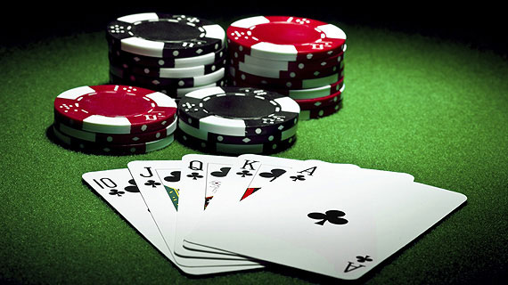 Poker & Society Games