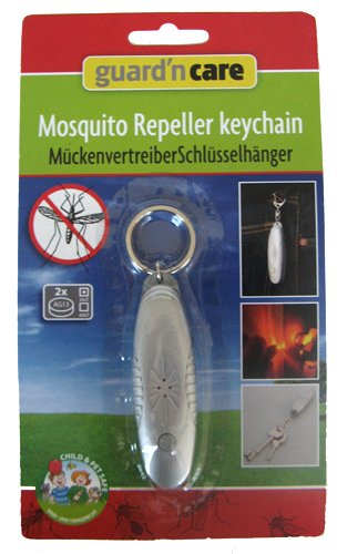 keychains mosquito lamp and LED