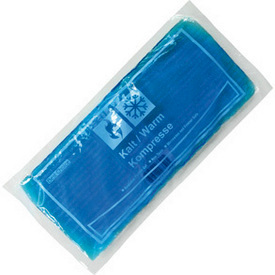 Gel compresses hot/cold blue 29cm