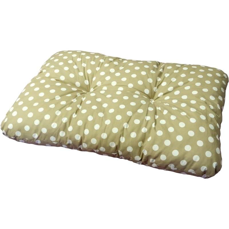 Dog cushion Premium Kingdog 100 x 70cm taupe