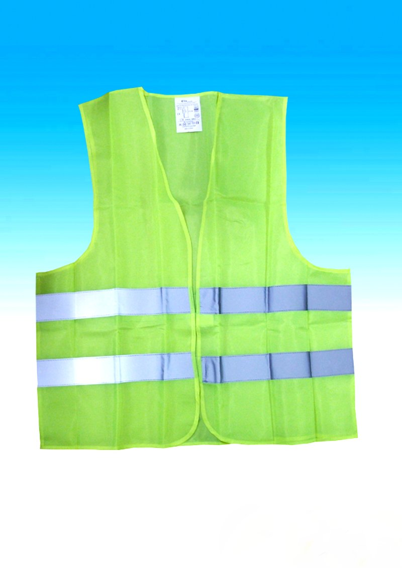 yellow safety vest for women and children