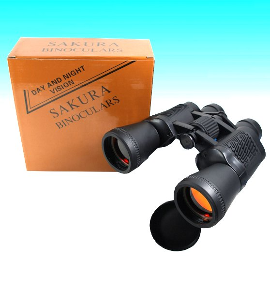 "Binoculars Day & Night ""50 x 50mm"""