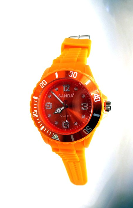 "shows sanda ""unisex orange"""