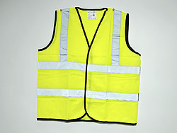 Safety vest for child