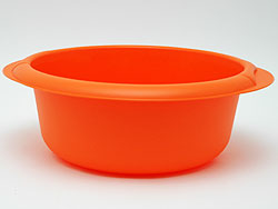 Bassine PVC Ø 39,5cm 8L coloris assortis