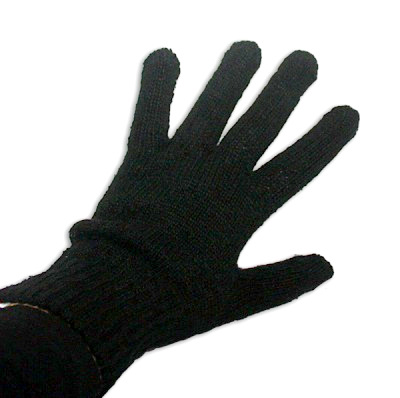 black gloves for women