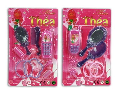 "Beauty set ""Miss Thea"" 7 pieces"