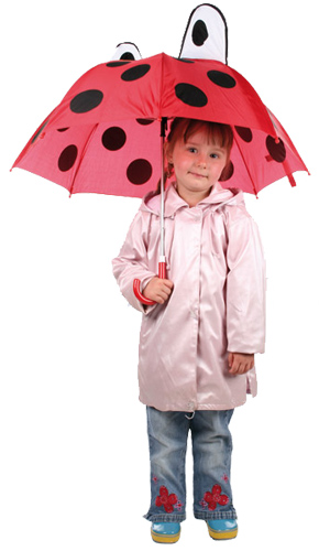 child umbrella shaped animals 46cm