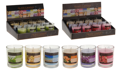 Candle assorted flavors � 5cm